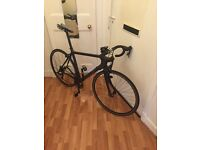 Planet X pro carbon SRAM rival 22 large road bike