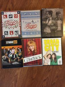 DVD Seasons!