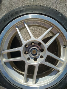 enkei racing rims