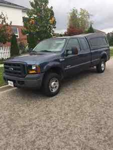 2007 Ford F-250 XL Pickup Truck only 26,000 km