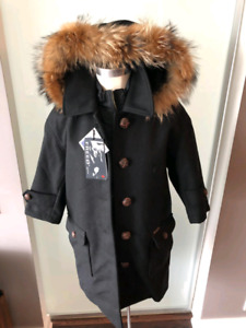 FREED DAME TORONTONIAN LADIES JACKET NEW WITH TAGS PAID $875