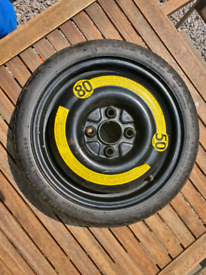 Space saver spare wheel - never used