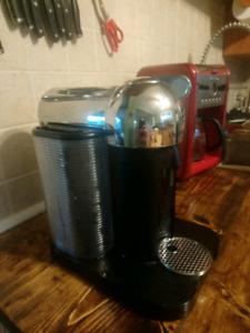 Nespresso virtuoline coffee maker machine