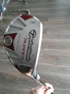 Hybrides TaylorMade Rescue Burner # 3 19 degres droitier