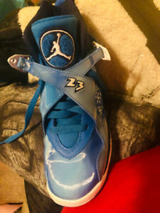 Jordan's shoes size 4y us