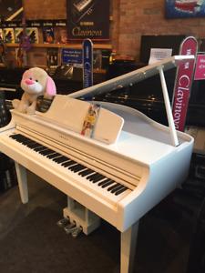 yamaha digital grand piano CLP-665 GRAND FLOOR MODEL