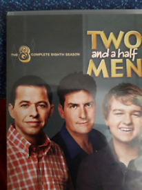 Two and a half men 8th series