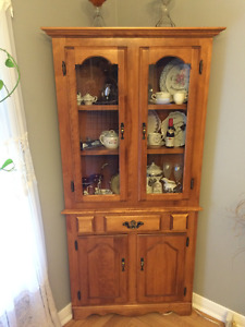 Corner Hutch - Over 25 years old