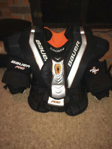 Bauer Pro Goalie Chest Protector