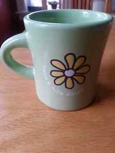 Have a Nice Daisy - Life is Good mug