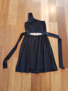 Nearly new HUSH collection black dress