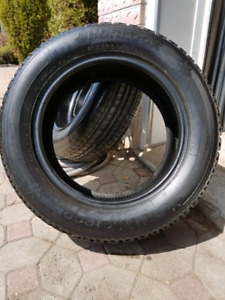 One used 215/60/16 inch WINTER tire
