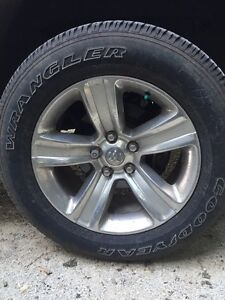 """Trade my 20"""" rims and rubber for something aftermarket"""