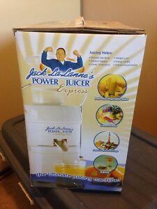 Jack La Lanne's Power Juicer Express London Ontario image 2