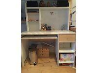 IKEA desk and desk top