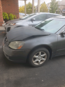 2006 nissan altima 2.5s as is