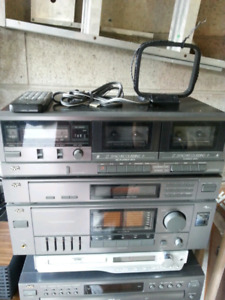 JVC COMPLETE STEREO SET