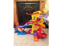 Vtech Toot Toot Drivers Supertracks Playground - you suitable for girls or boys