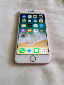 iPhone 6s Unlocked 32GB mint like new Rose Gold
