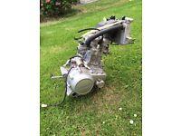 Yamaha R125 2014 Fully Running Engine