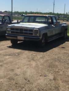 For Sale  1980 GMC one Ton Truck Crew Cab