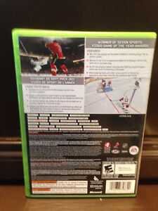EA Sports NHL 09 XBox 360 Game In excellent condition Kitchener / Waterloo Kitchener Area image 2