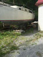 Old Sailboat for sale