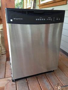 fridgidair dishwasher