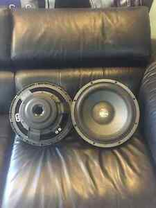 FOCAL SUBS AMPS CAPS SPEAKERS