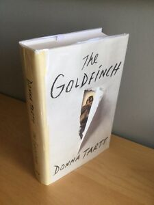 The Goldfinch by Donna Tartt Hardcover First Edition