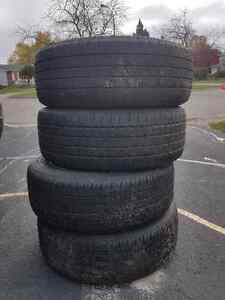 All season tires 215 55 17.  $125 Kitchener / Waterloo Kitchener Area image 7