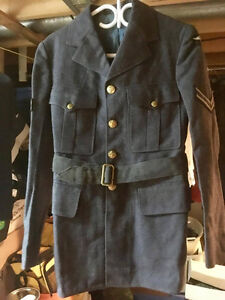 WW2 Canadian 1942 Dated RCAF Tip Top Tailor Overseas Wool Tunic
