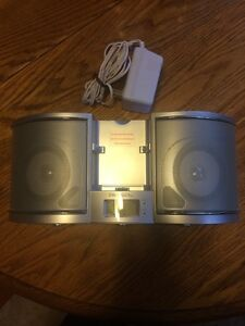 Emerson iPod or iPhone4 speakers