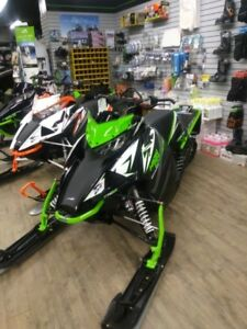 2018 HIGH COUNTRY ARCTIC CAT 8000
