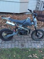 125cc dirt bike