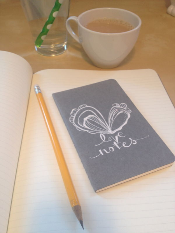photo and journal by Kelly Barton