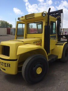 18,000lbs Hyster Forklift