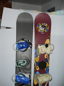 Planches a neige 154CM