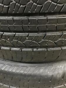 All season tires 265/65r18 Goodyear Assurance CS