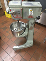 Stand up mixer