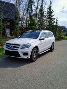 2016 Mercedes-Benz GL-Class Loaded 350 diesel SUV, Crossover