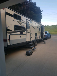 2017 Tracer travel trailer
