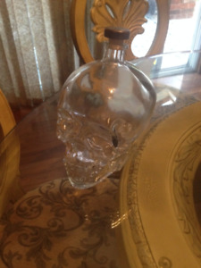 Crystal Head Vodka 3 Litre - Comes Empty