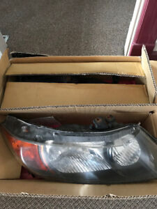 06-11 Stock Civic Coupe Head Lights