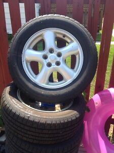 Ford Taurus Rims And Tires