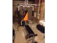 Home gym v-fit st
