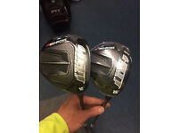 BENROSS HOT SPEED2 3 & 5 WOOD. USED & NEW.