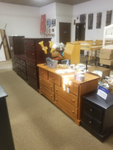 New and used furniture and decor blow out sale!