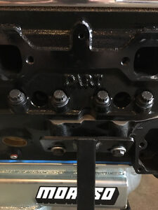 chevy 350 dart heads and intake and cam