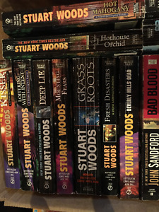 STUART WOODS MYSTERIES